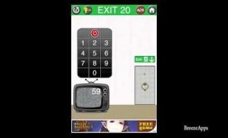 100 Exits: Lösung von Level 7, Level 8, Level 9, Level 11, Level 14 und Level 20