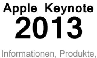 Apple Keynote 2013 Live Stream 10.9.2013 – Neues iPhone vorgestellt?