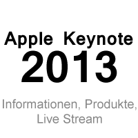 Apple Keynote 2013