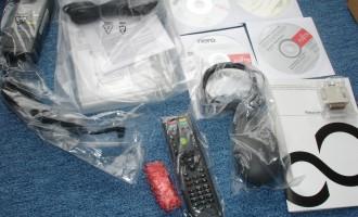 ESPRIMO Q1510: Unboxing – Fotos