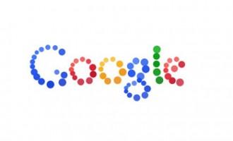 Google Doodle: Bunte Bälle, Kreise verfolgen Mauszeiger – etwas zum Spielen
