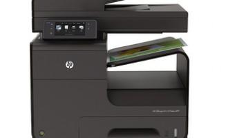 HP Officejet Pro X: Kosteneffizient und umweltfreundlich drucken