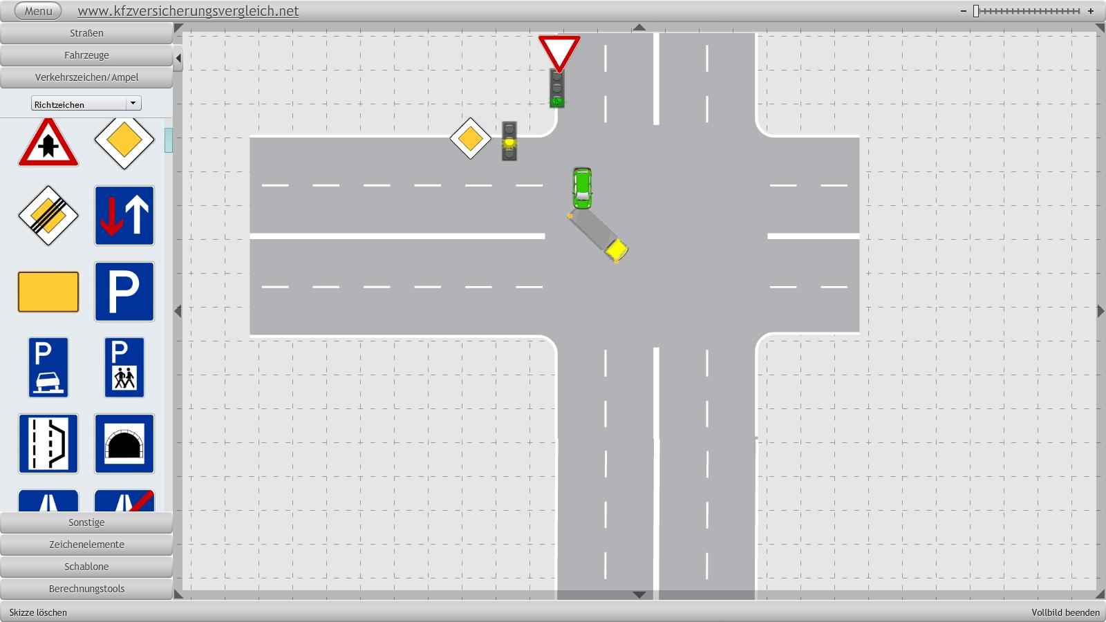 Ungewöhnlich Unfall Skizze Fotos - Verdrahtungsideen - korsmi.info