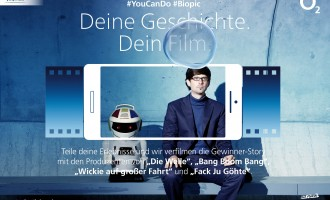 O2 Aktion: Social Biopic – So funktioniert es