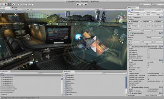 Einstieg in die Spieleentwicklung mit Unity 3.5
