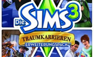 Sims 3: Traumkarrieren  Addon jetzt im Handel