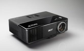 Testbericht: Beamer Acer P1166P