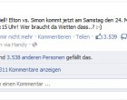 ProSieben: Elton vs. Simon am 24. März 2012 – LIVE