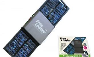 Freeloader – Das mobile Solarladegerät