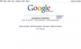 Wie mache ich Google als Startseite?