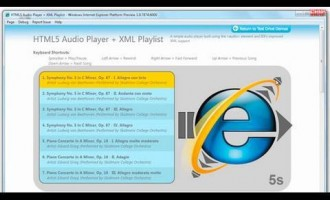 Internet Explorer 9 Beta steht zum Download bereit