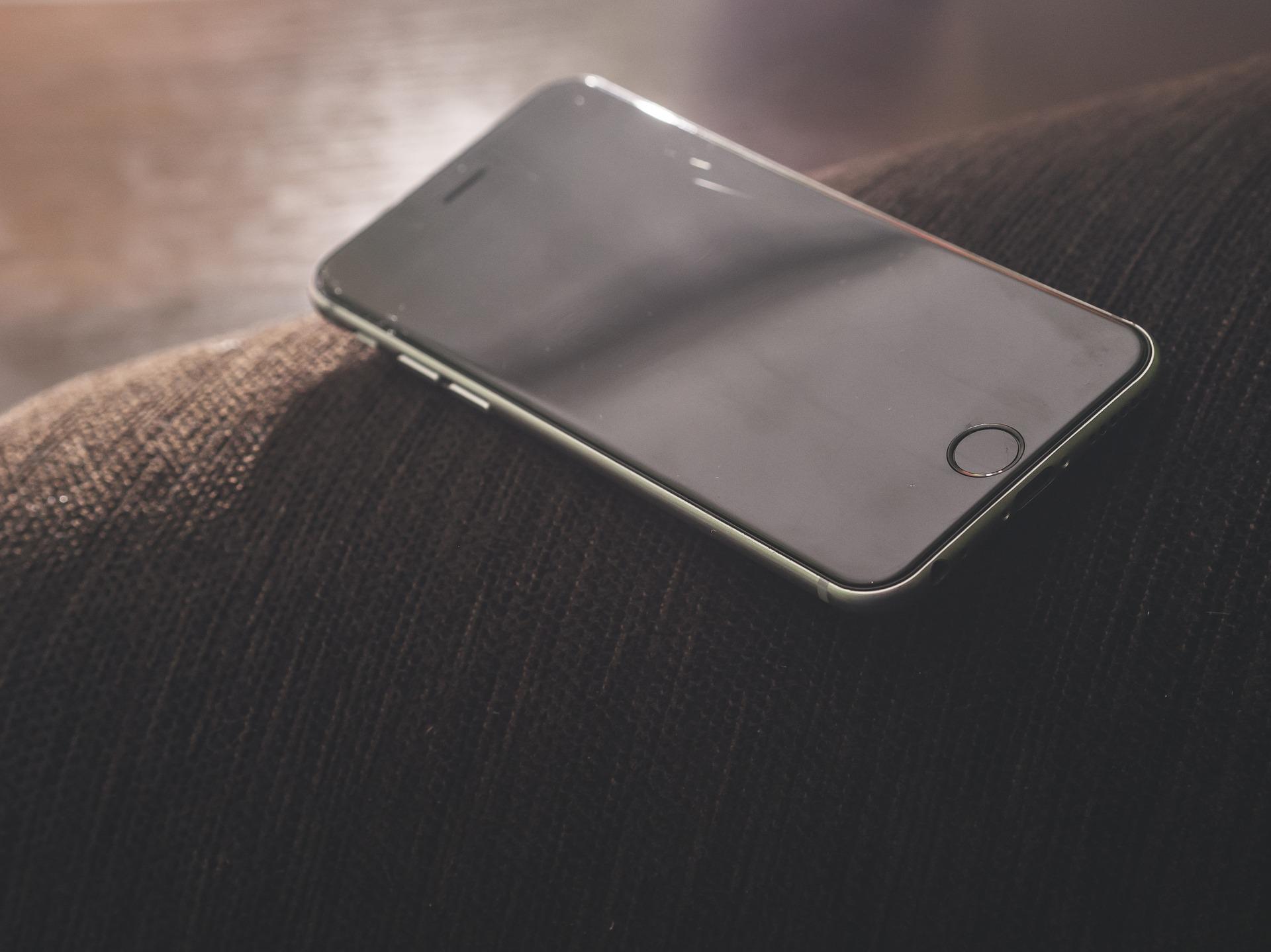 Spielen über Handy