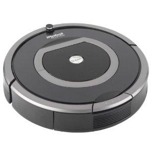 Der iRobot Roomba 780