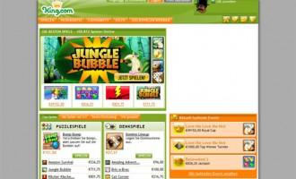 King.com – Das Spieleportal – Kostenlos spielen