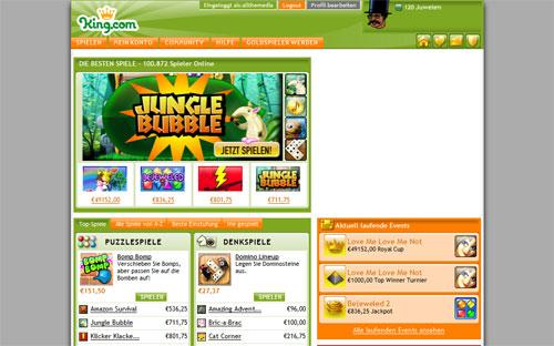 Kingcom Gratis Spiele