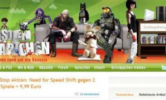 Konsolenschnäppchen.de – Konsolenspiele günstiger finden