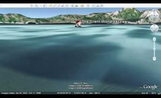 Mit Google Earth 5.0 in die Weltmeere zoomen – Google Ocean