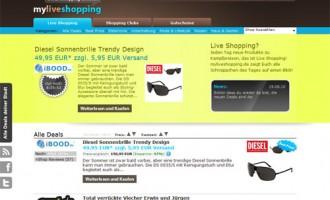 MyLiveShopping.de – Sonderangebote schnell finden