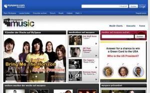 MySpace Music