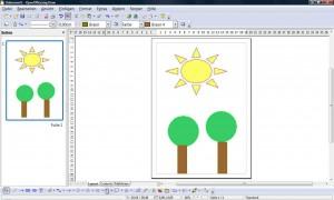 OpenOffice.org Draw
