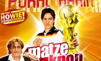 Pokal Again von Matze Knop – Die Single zur WM in Südafrika