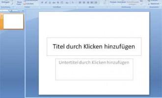 Sicherheitslücke in Microsoft PowerPoint