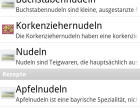 Android: Rezepte App für euer Android Phone – Review
