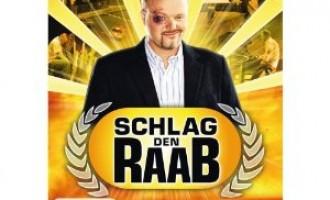 Schlag den Raab Spiele – Brettspiel, Puzzle, PC Spiel und Wii Spiel