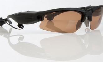 Sowas will ich auch: Spionage Sonnenbrille