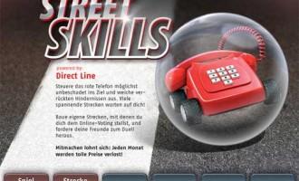 Facebook Spiel Street Skills: Teste Dein Fahrkönnen