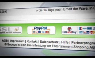 Swoopo: Die neue Art der Online Auktionen?