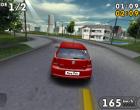 iPhone App Volkswagen Polo Challenge 3D – kostenloses Autorennen Spiel