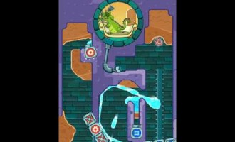 Wo ist mein Wasser? Free – Lösung und Walktrough der Level 1 bis 10 Sag Hallo zu Swampy – Android und iPhone App