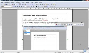 OpenOffice.org Writer