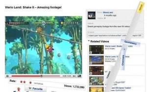 YouTube Wii