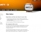 Zattoo: Fernseh-Programme im Live Stream am PC schauen